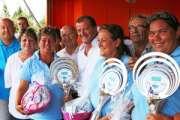 Le palmarès de l'International et du National Féminin de Palavas