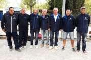 Les vétérans champions, un nouveau titre pour Palavas Pétanque