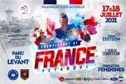 Palavas accueille le Championnat de France Triplettes Féminines les 17 et 18 juillet 2021